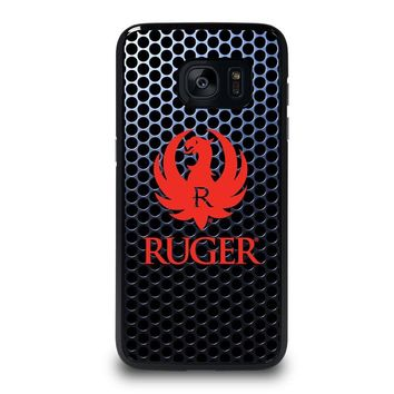 STURM RUGER FIREARM Samsung Galaxy S7 Edge Case Cover