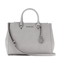 michael michael kors - sutton leather tote