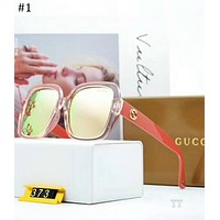 GUCCI 2018 new personality men and women models polarized driving sunglasses F-TMWJ-XDH #1