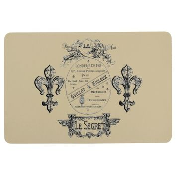 Le Secret French design Floor Mat