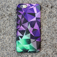 Optical Fluorescent Green iPhone 6 iPhone 6s case iPhone 6 plus Case Violet Diamond iPhone 5S 5 5C 4S Case Galaxy S5 S4 S3 Note 3 Case 08