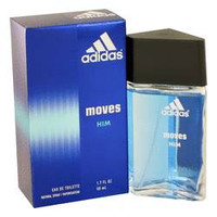 Adidas Moves Cologne By ADIDAS FOR MEN By ADIDAS FOR MEN Eau De Toilette Spray 1.7 oz