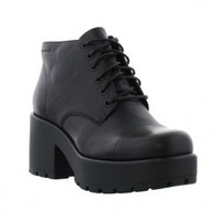 Vagabond - Dioon - Black - Womens