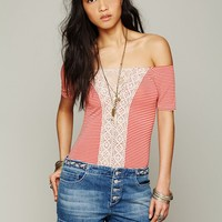 Free People Grand Maneuver Top