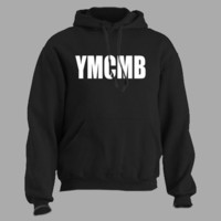 YMCMB  Hooded SWEATSHIRT wayne hip hop Hoodie lil by HotterTopic