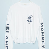 Vicki Monkey Island Top - Just In