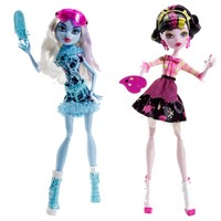 MONSTER HIGH Art Class Doll Bundle - Shop.Mattel.com