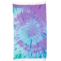 Sand Cloud Luna Tie-Dye Beach Towel