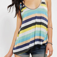 Urban Outfitters - Alternative Tee Ball Stripe Tank Top