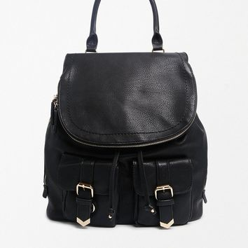 ALDO Nosis Backpack In Black
