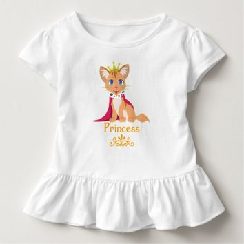Princess Kitten Toddler T-shirt