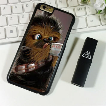 Star Wars Baby Chewbacca iPhone 6 Plus | 6S Plus Case Planetscase.com