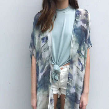 Sage The Label Langley Kimono