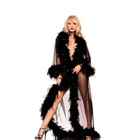 Be Wicked BW834 THE GLAMOR ROBE