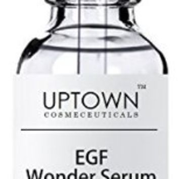 Uptown Cosmeceuticals Anti Wrinkle  EGF Wonder Serum, 30 ml