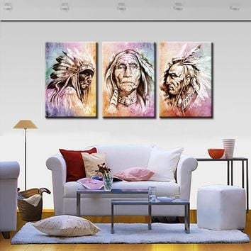 3 Pieces/Set Wall Art Picture Modern Home Decoration Living Room Or Bedroom Canvas Print Painting Wall Picture Abstract Artworks
