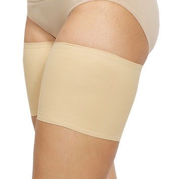 Bandelettes Elastic Anti-Chafing Thigh Bands Beige