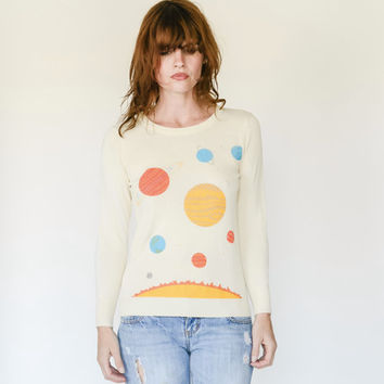 Our Solar System Sweater