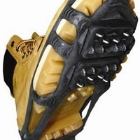 Stabilicers Lite Duty Serious Traction Cleat, Black, Large