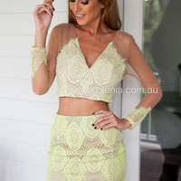 Orchard Lace Top