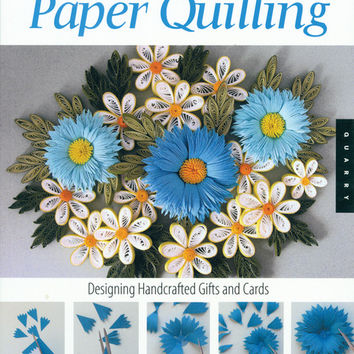 quarry books-the art of paper quilling
