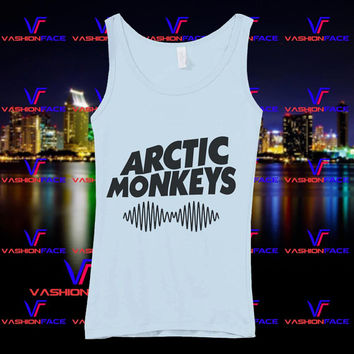 Arctic Monkeys tank top, Arctic Monkeys Tank shirt, Crop tank, Arctic Monkeys tank top,Girl shirt,5S0S shirt Size S-2XL, personalized gifts