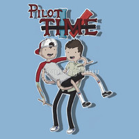 Pilot Time T-Shirts & Hoodies