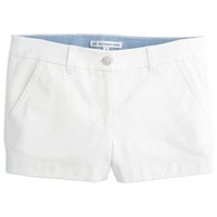 "3"" Leah Short in Classic White by Southern Tide"