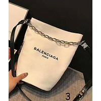 Balenciaga 2018 Summer New Fashionable Women's Hipster Messenger Bag F-AGG-CZDL NO.3