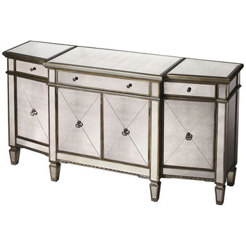 Mirrored Celeste Buffet