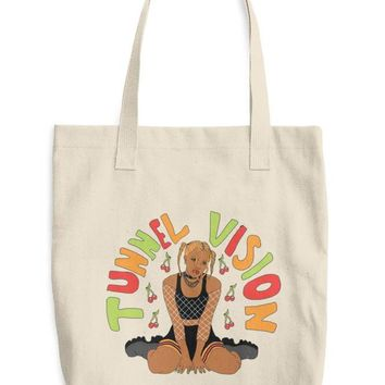 Cherry Bomb Tunnel Vision Tote
