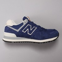 New Balance 574 SRB - Herren Schuhe - Blue | Crämer & Co.