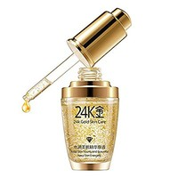 PanDaDa Anti Aging Wrinkle Firming Moisturizing Skin Face Cream Pure 24K Gold Hyaluronic Acid Liquid