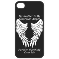 Brother Guardian Angel Phone Case brotherguardianphonecase