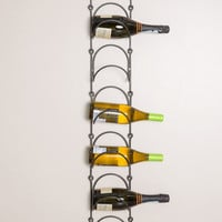 ModCloth Urban Hang On a Prosecco Wine Rack