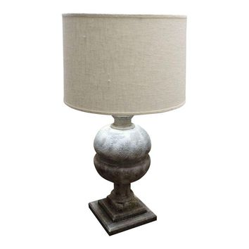Pre-owned Visual Comfort Desmond Garden Stone Lamp