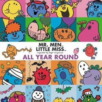 Mr. Men Little Miss All Year Round (Mr. Men / Little Miss)