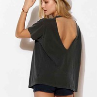 Truly Madly Deeply Open-Back Stephanie Tee-