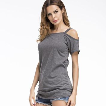 Womens Trendy Casual T-Shirt Top