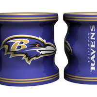 Baltimore Ravens Shot Glass - Sculpted Mini Mug