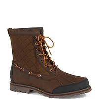 Polo Ralph Lauren Whitehill Quilted Duck Boots