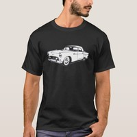 1955-1957 Thunderbird. T-Shirt