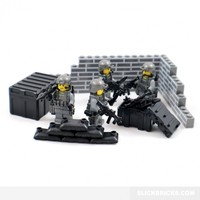 Modern Army Minifigures - Lego Compatible