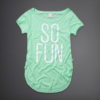 Glow-In-The-Dark Graphic Tee