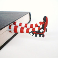 Queen of Hearts Bookmark - Alice in Wonderland Inspired - Fun and Unique Bookmarks