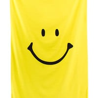HAPPY FACE TOWEL