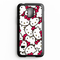 Beauty Hello Kitty Galaxy S5 Mini Case
