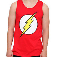 DC Comics The Flash Logo T-Shirt | Hot Topic