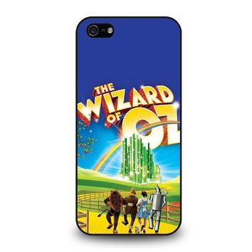 the wizard of oz 3 iphone 5 5s se case cover  number 1