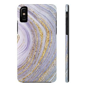 Agate Frost Tough Phone Cases